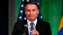 Brazil's Bolsonaro signs executive order easing gun rules