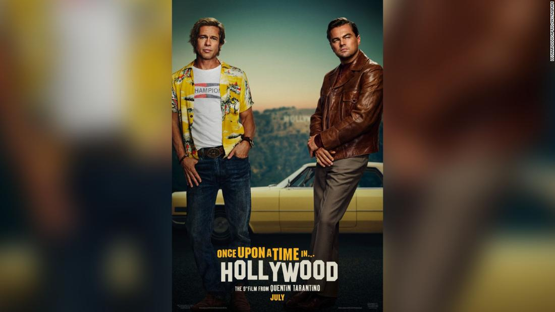 Luke Perry featured in new 'Once Upon a Time in Hollywood' trailer