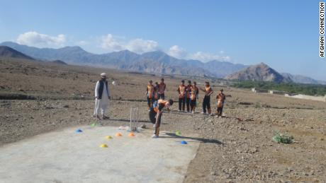Afghan Connection has provided the country's children with both education and the opportunity to play the sport. One cricket camp -- attended by the whole national team as coaches -- brought with it 10,000 spectators.
