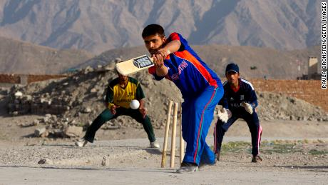 """Cricket is a profession,"" Stanikzai says. ""We have given a pathway to the youth coming up -- they now have something to follow and to embrace. Every cricketer is a role model -- not just on the field, but also off the field in our society."""