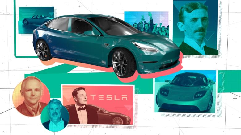 How Tesla Made Electric Cars Y