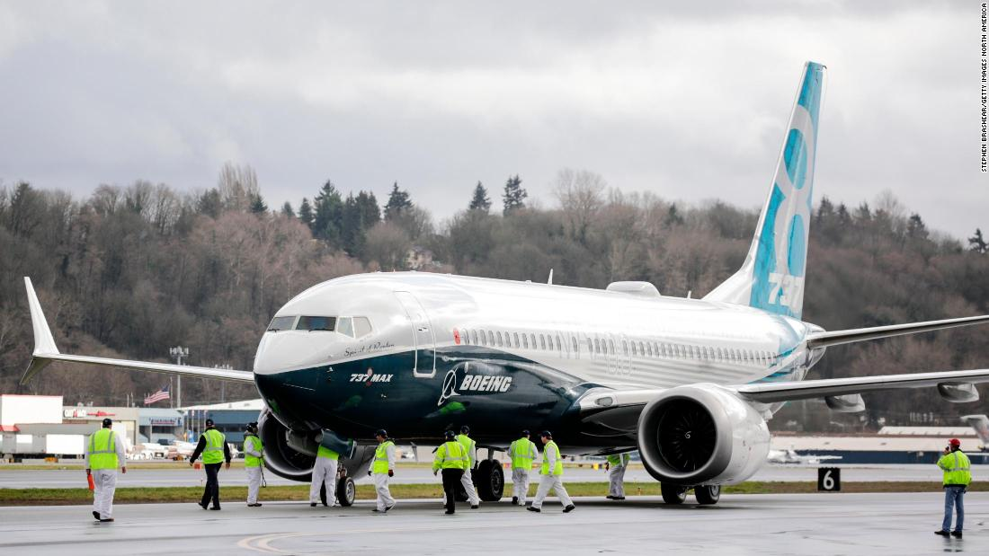Schiavo: Boeing's criminal investigation is significant