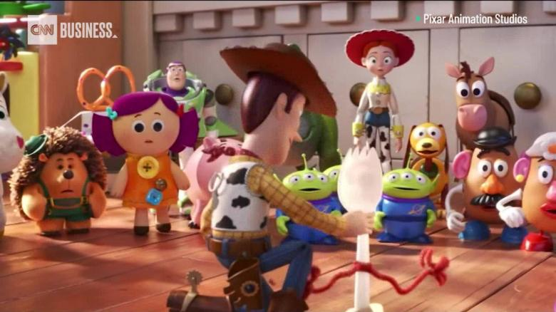 'Toy Story 4' trailer reveals new character