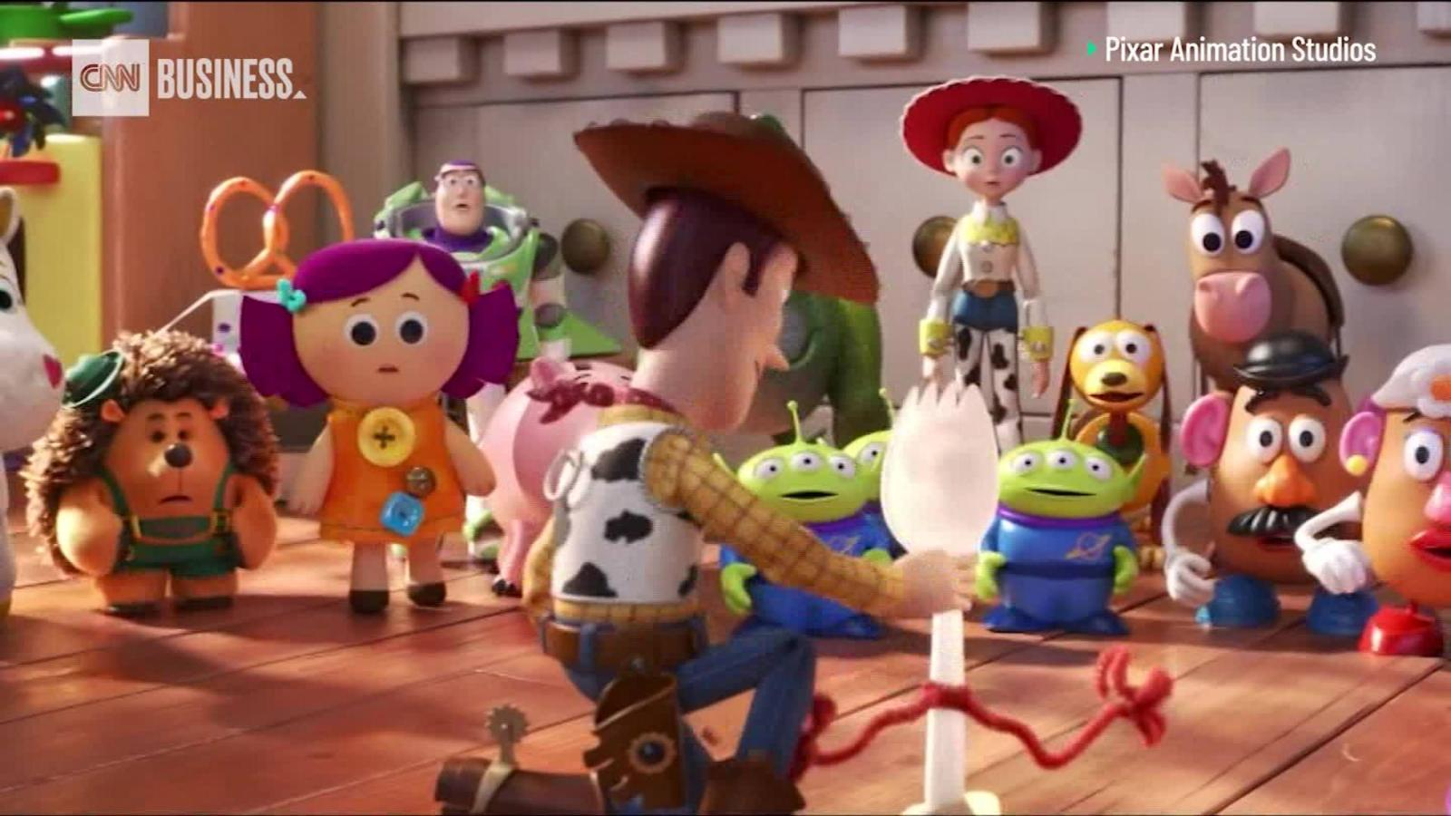 Toy Story 4 Review Pixar Delivers Another Cinematic Grand Slam Cnn