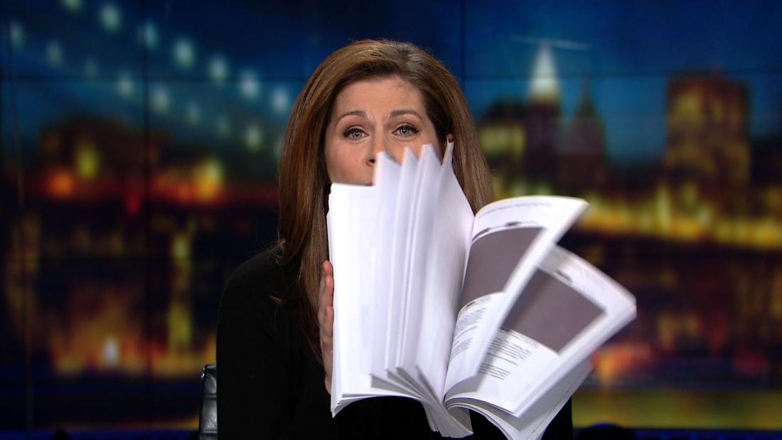 Erin Burnett shows what's in new Cohen documents - CNN Video