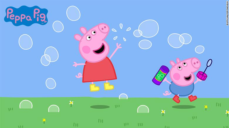 Peppa Pig – Internet queen