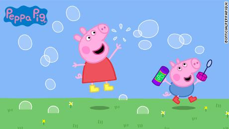 "The cartoon star of the children's program ""Peppa Pig"" has been the subject of memes for years."