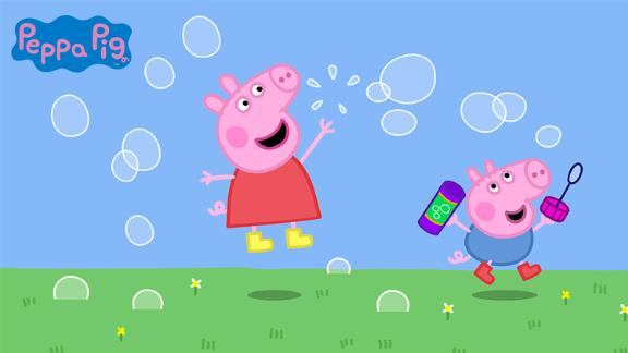 """The cartoon star of the children's program """"Peppa Pig"""" has been the subject of memes for years."""