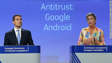 How Europe is forcing Google to make changes
