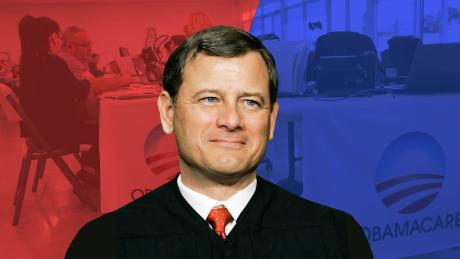 The inner story of how John Roberts negotiated the rescue of Obamacare