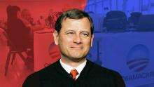 John Roberts has heard just about enough of Obamacare for one lifetime