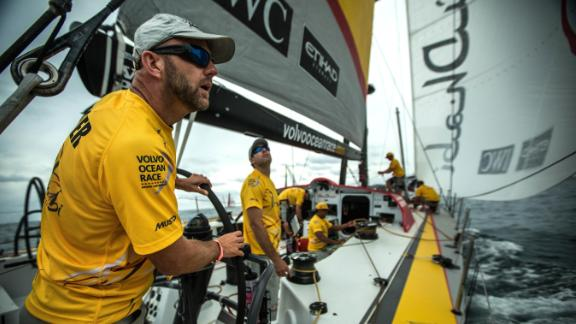 Sailing skippers need to master the art of leadership.