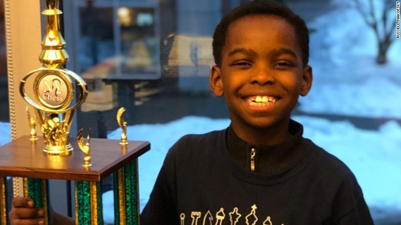 8-year Old Nigerian Chess Player, Tanitoluwa Talks About What He Loves About Chess