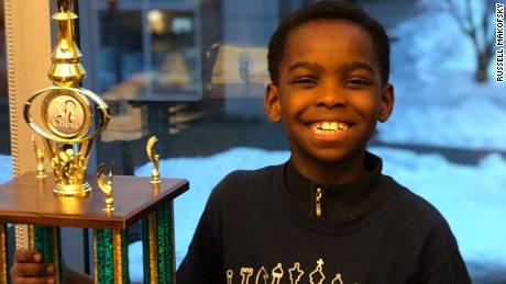 Tanitoluwa (Tani) Adewumi only learned to play chess about a year ago, but he won the New York State Scholastic Primary Championship in his age bracket.