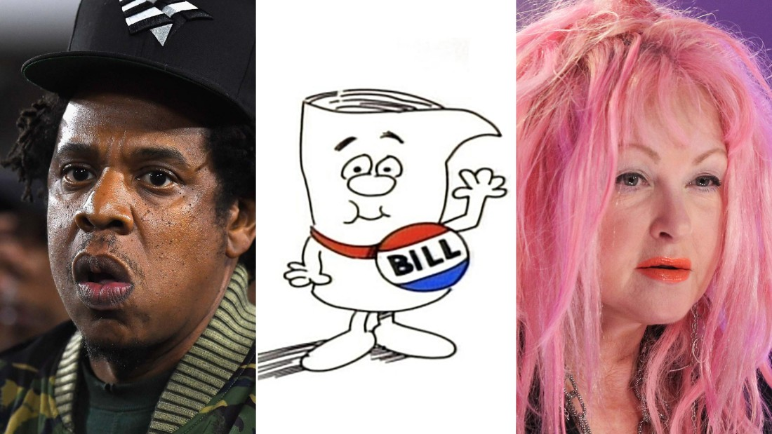 Jay-Z, School House Rock and Cyndi Lauper are among recordings the Library of Congress is preserving