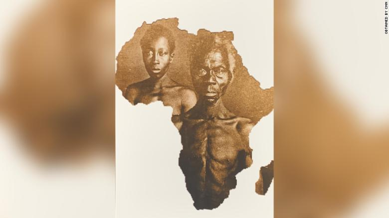 An enslaved African man named Renty and his daughter Delia were forced to pose for images commissioned by a Swiss-born Harvard professor in 1850.