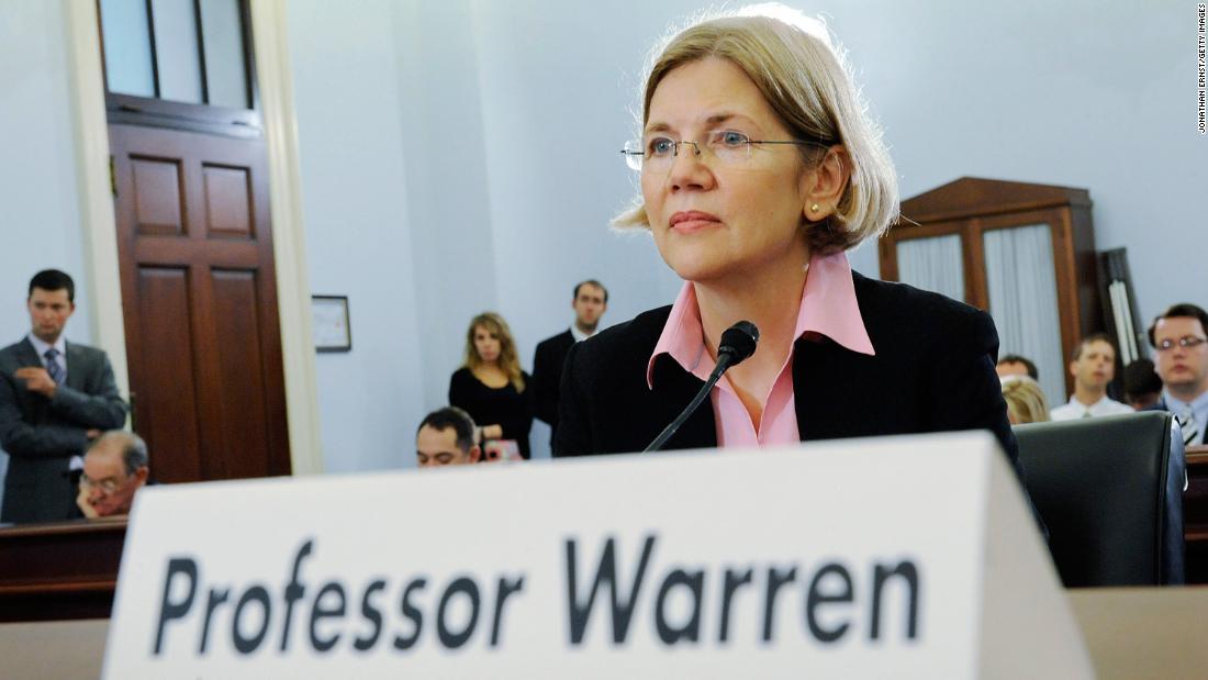 Elizabeth Warren Fast Facts - CNN