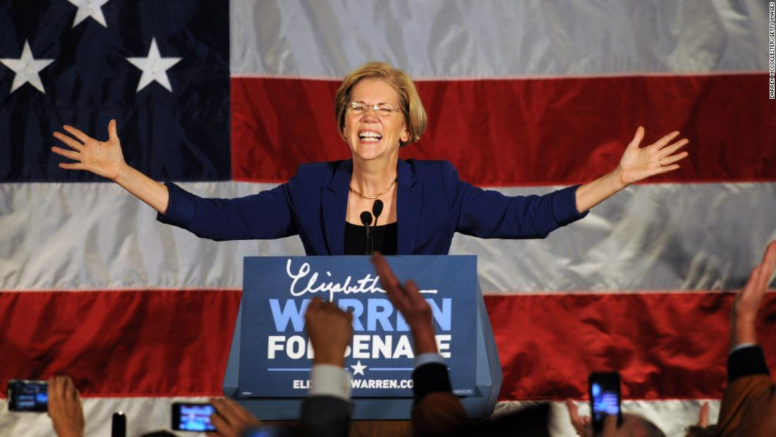 Elizabeth Warren is calling Democrats' bluff
