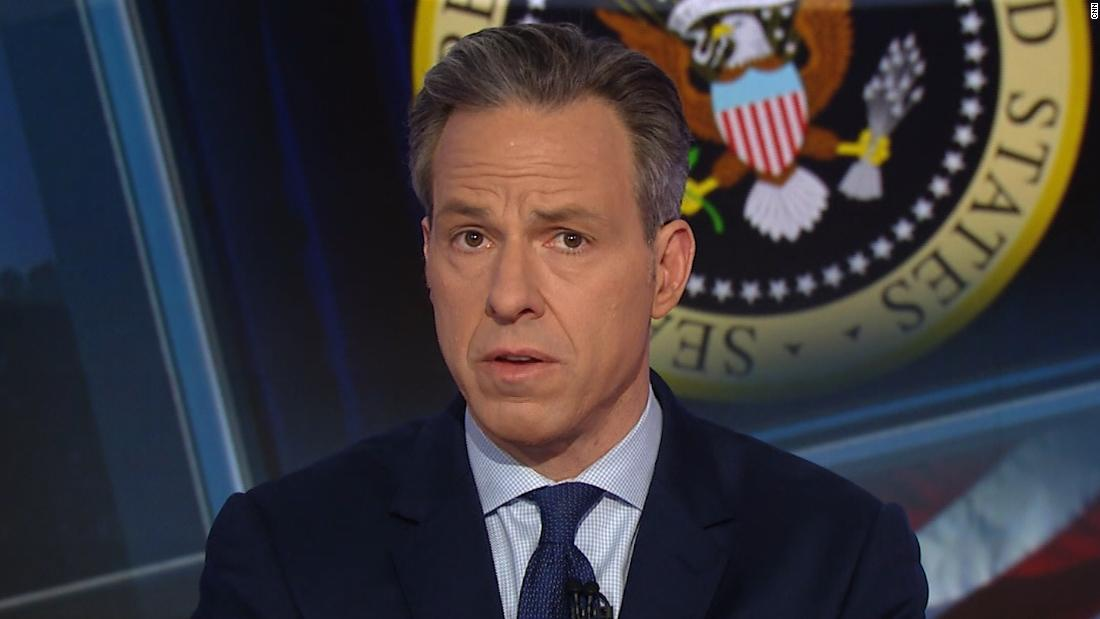 Jake Tapper: Trump just can't let it go - CNN Video