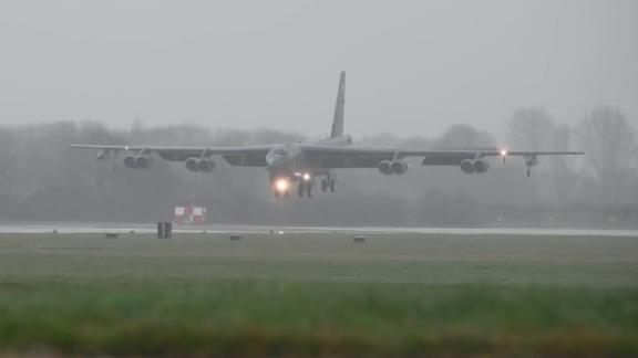 b-52 bomber starr dnt vpx