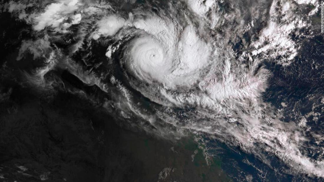 Australia braces for twin cyclones as state of emergency declared in Northern Territory