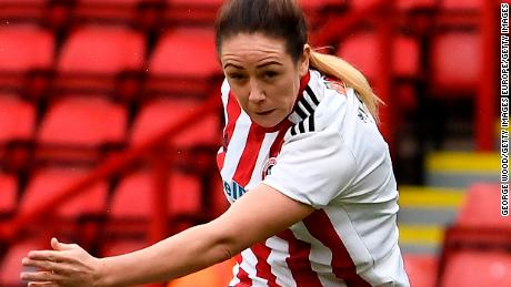 Jones has left Sheffield United Women following the outcome of the case.
