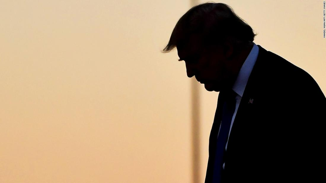 The Mueller report summary means the President can try to move on from the intrigue that has plagued him