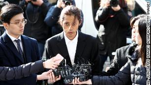 K Pop Stars Jung Joon Young And Choi Jong Hoon Jailed For Sexual Assault Cnn