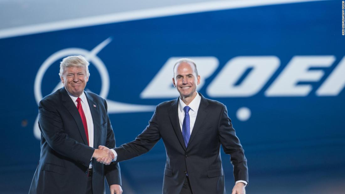 Trump's advice to Boeing following fatal crashes: 'REBRAND' after fixing 737 Max