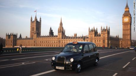 British politicians advised to take home taxis given the fear of violence against the Brexit.