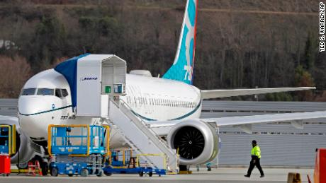 Boeing Test Software Changes to 737 MAX Levels