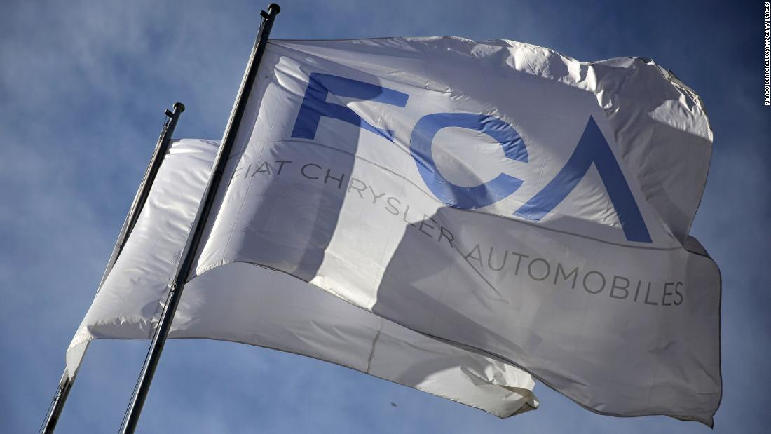 Noose hung at Fiat Chrysler plant