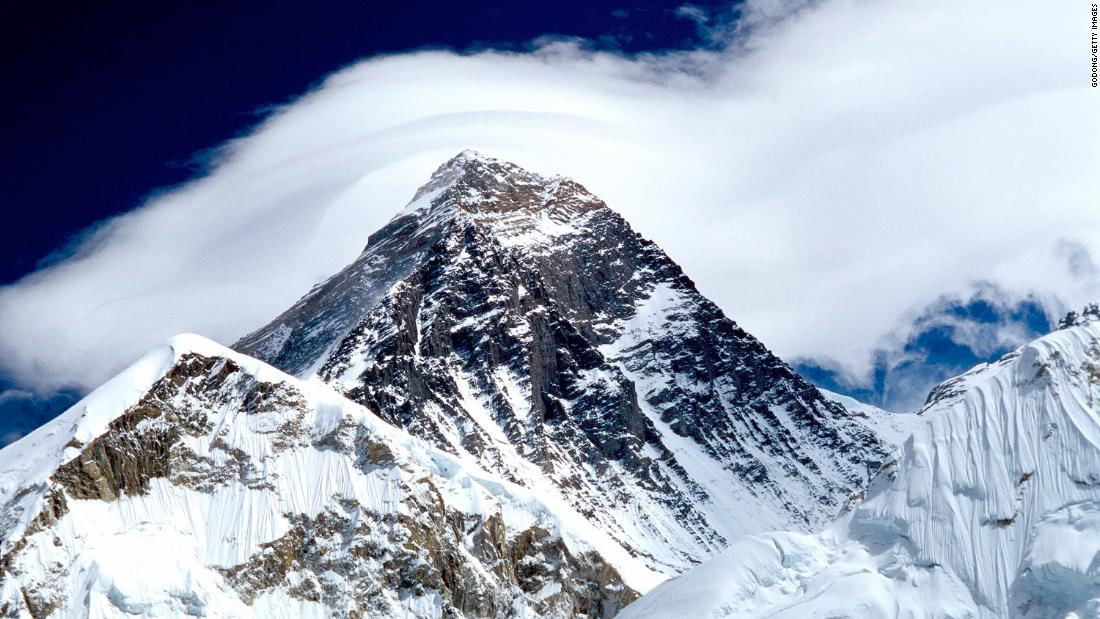 Image result for Glacier melt on Everest exposes the bodies of dead climbers