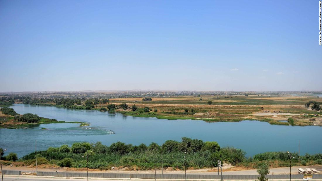 Death toll rises to 83 after ferry capsizes in Iraq's Tigris River