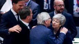 Analysis: The EU throws Theresa May one last Brexit lifeline