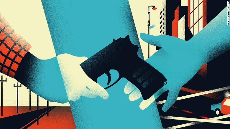 The unlikely suspects of unlicensed gun dealing
