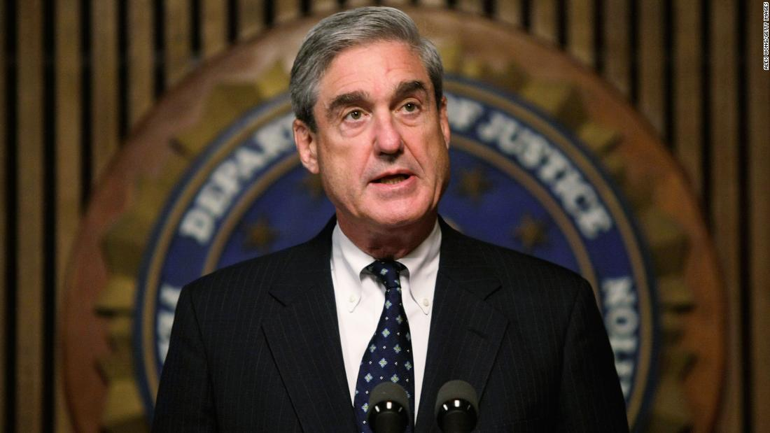 Read: Justice Department summary of Mueller report
