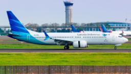 Airline cancels order for 49 Boeing Max 8s