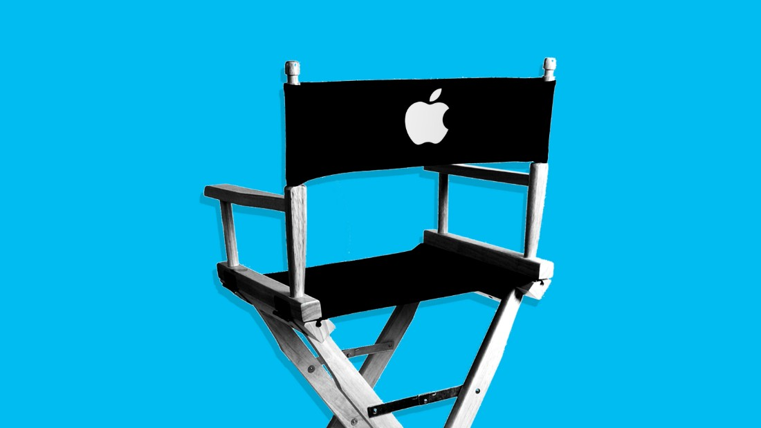 Apple to join tech wave sweeping over Hollywood