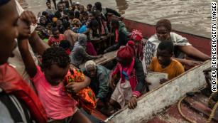 In photos: Cyclone Idai's impact