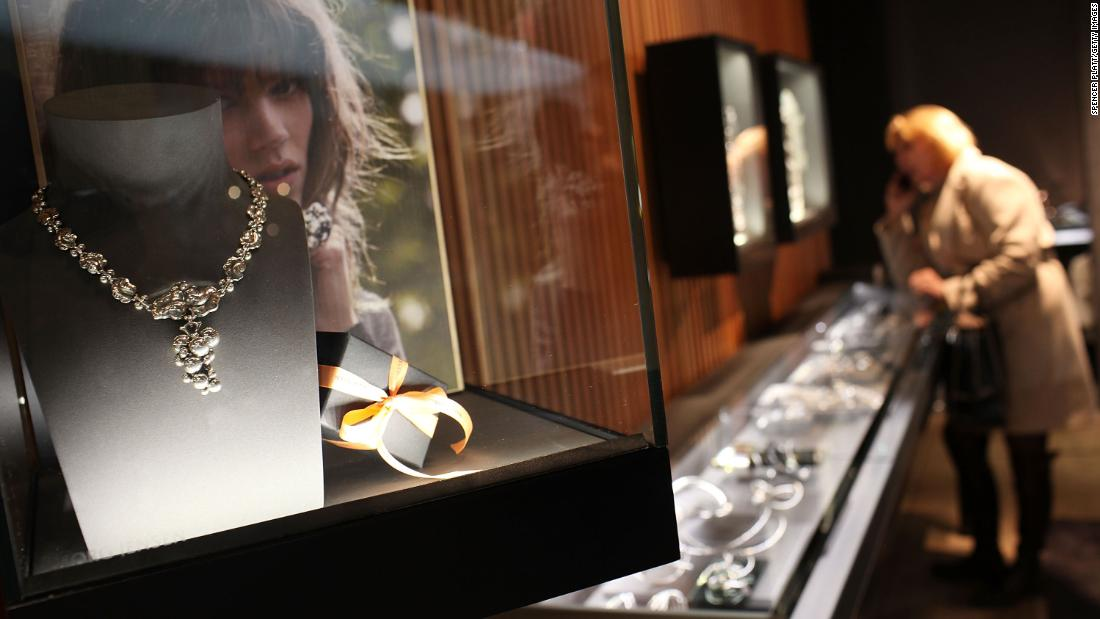Tiffany's warned of bad news. It's even worse