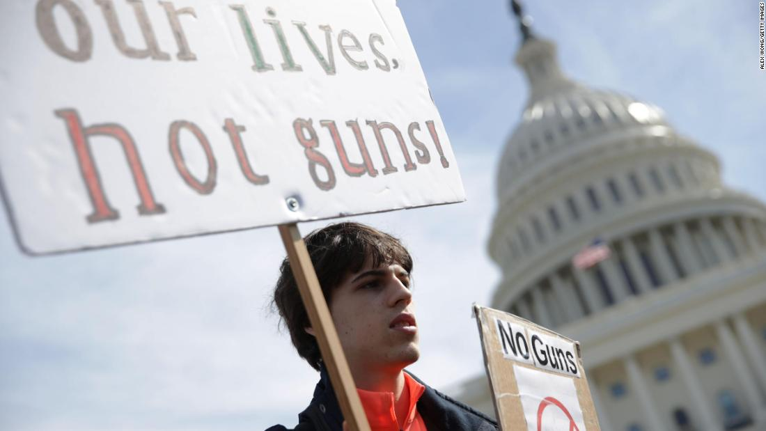 Analysis: The depressing lesson from 2013's failed gun control push