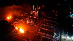 Explosion at Chinese chemical plant kills dozens