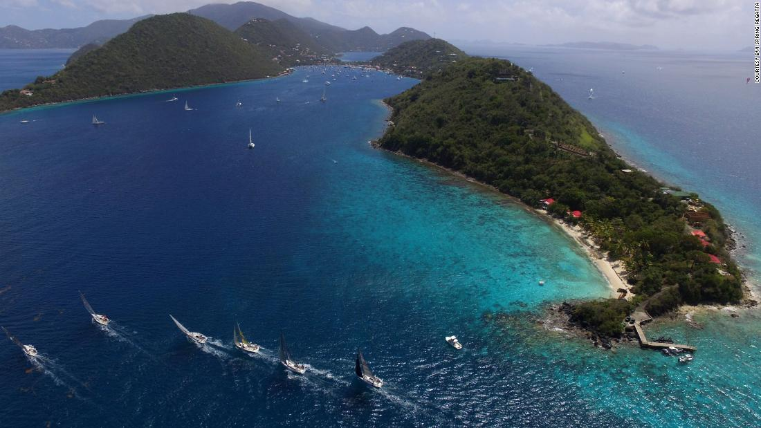 How sailing is helping the Caribbean after Hurricane Irma