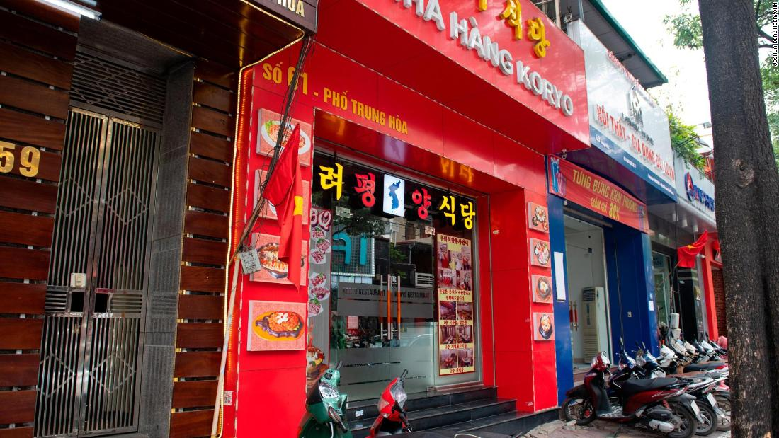 North Korean restaurant accused of using software sales to bypass sanctions