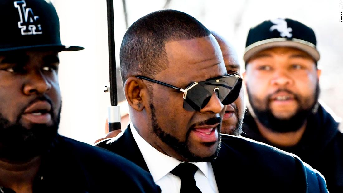 R. Kelly returns to court Friday in sex abuse case
