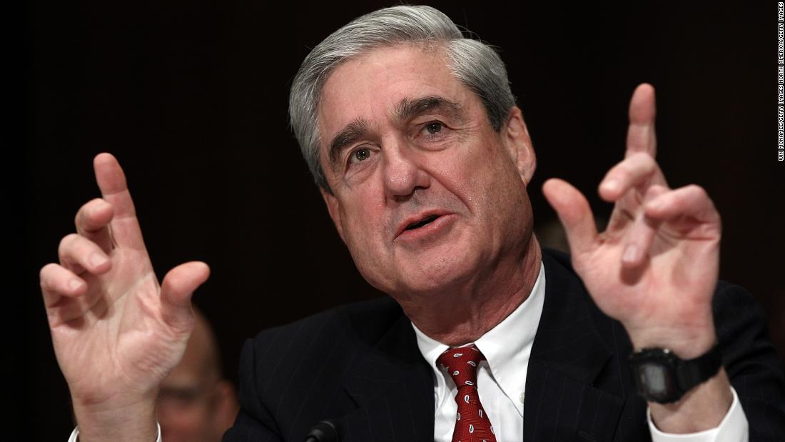 Opinion: Mueller leaves behind a new puzzle