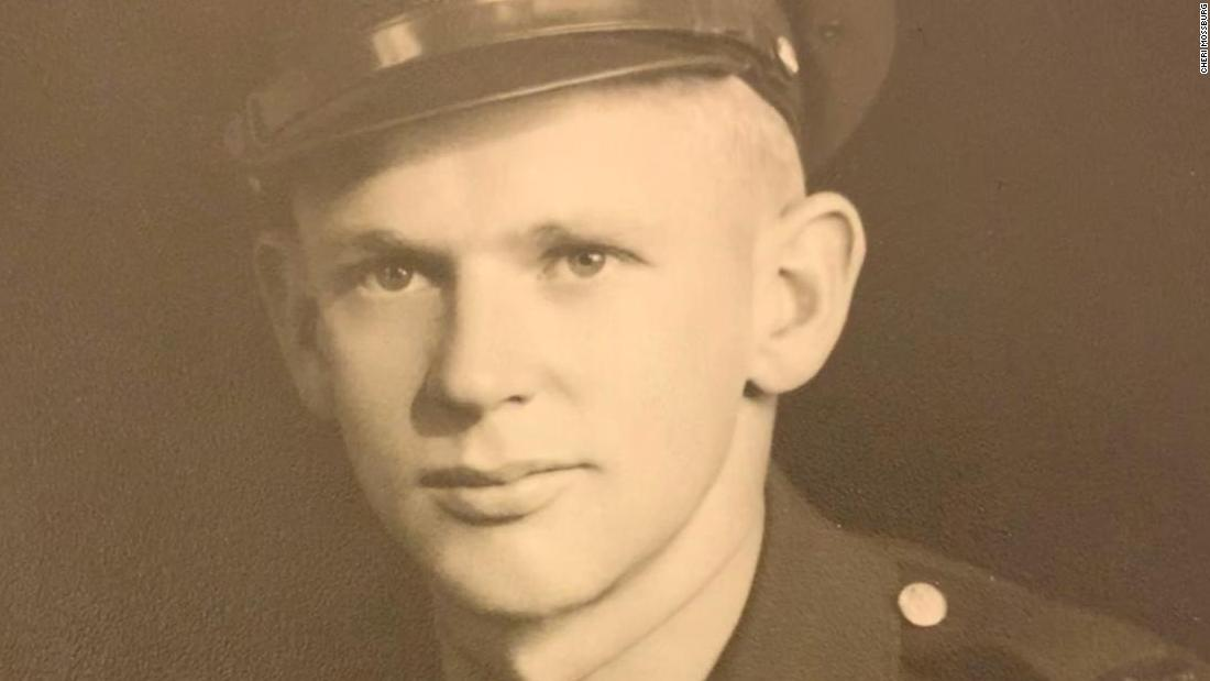 Family finds closure as a WWII hero finally comes home