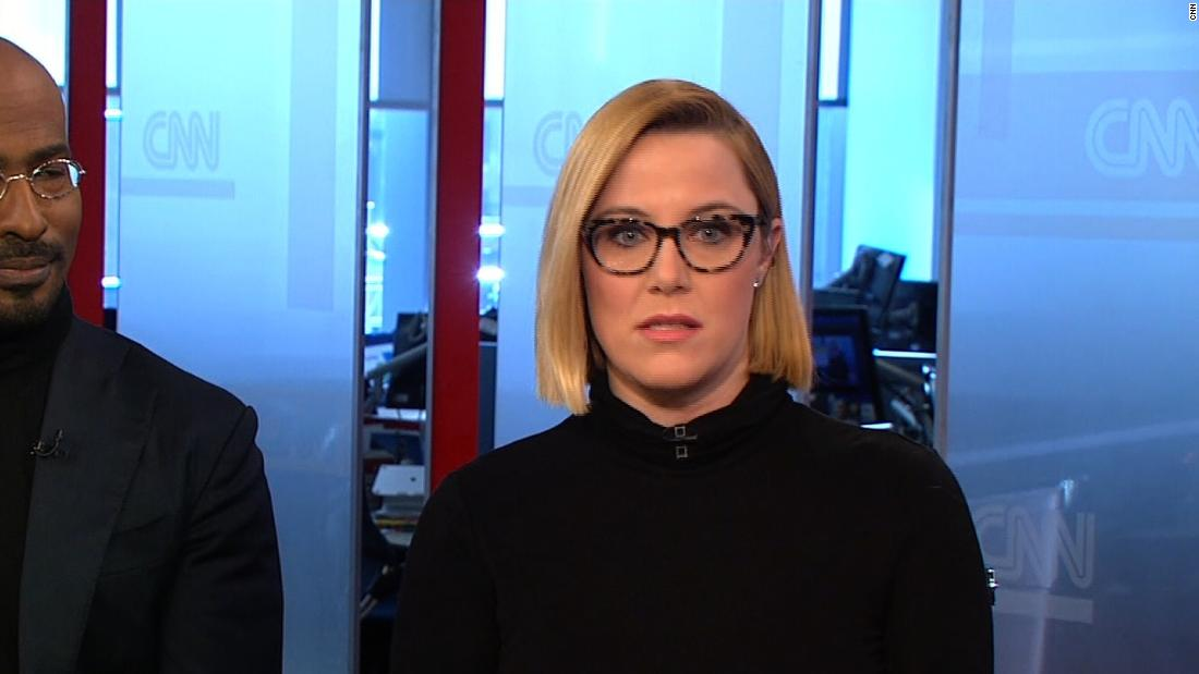 Cupp: Opponents salivated over Mueller report for 2 years