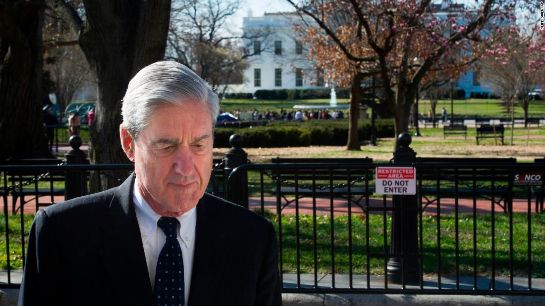 Mueller report summary expected Sunday